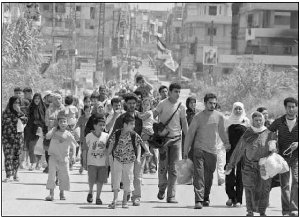 Lebanon: A Proxy war in Nahr el-Bared refugee camp?