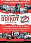 Euskal Herria: Boycotting Israel in Basque Country