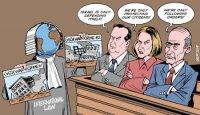 Gaza War Crimes by Carlos Latuff