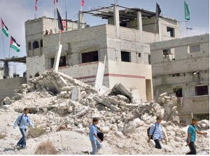 The Binational State is a Desired Palestinian Project and Demand