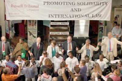 South Africa session of the Russell Tribunal on Palestine (photo-Sumaya Hisham)